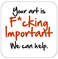 Acrylic Mediums   The Artist as Entrepreneur ~ Building Your Business of Art with Lezley Davidson