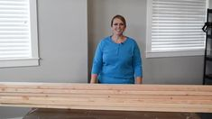 2x4 Console Table - Her Tool Belt Furniture Plans, Furniture Makeover, 2x4 Wood Projects, Garden Furniture Design, Diy Bar Cart, X Bench, Diy Farmhouse Table, Tool Belt, Wood Pallets