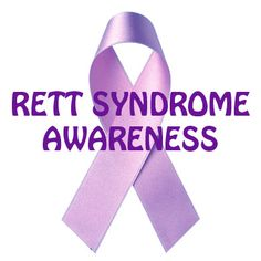 Every two hours a girl is born with Rett Syndrome!