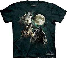 Three Wolf Moon T-Shirt