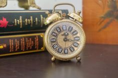 Affinity for antiques home tour of Rushika & Dipkal's - A beautiful collection of antique clock and books