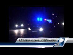 Autoturisme noi pentru polițiștii nemțeni