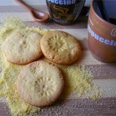 biscotti di mais | ricetta dolce | reInventando In Cucina