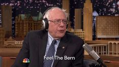 Bernie Sanders Took The Whisper Challenge With Jimmy Fallon & 'The Tonight Show' Host Didn't Know What He Was Getting Himself Into — VIDEO