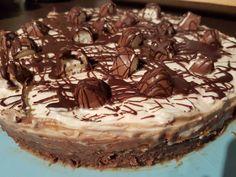 Kinder Chocofresh-Torte ohne Backen