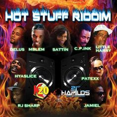 Hot Stuff Riddim is a brand new dancehall juggling from K20records which features Mblem, Jahmeil, Dellus, Patexx, Hyaslice and more.