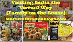 Visiting India the Virtual Way {Family on the Loose} by Multicultural Kid Blogs. It turns you can take your kids halfway around the world without ever leaving your own community. E. Ashley Steel proves it. I love her ideas, like starting the day with chai tea, trying henna, watching Indian movies, and eating at an Indian restaurant.