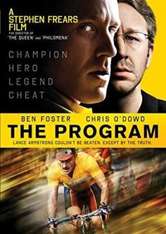 Ben Foster & Chris O'Dowd & Stephen Frears-The Program