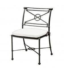 Delphi Dining Side Chair with Attached Cushion