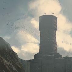 ArtStation - Storm's End, Logan Feliciano