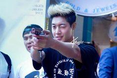 狙い撃ちされたい Kim hyun joong