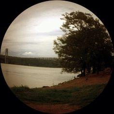 """Fort Washington Park, Washington Heights, NYC"" iPhoneography ©2012 Eric K. Washington"