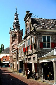 Monnickendam is truly a lovely little village in The #Netherlands. Be sure to visit if you're around! #greetingsfromnl