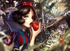 15 Times Anime Style Artists Made Disney Characters Kawaii as F*ck - Part 2