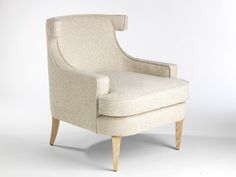 Natalie Chair by Jean-Louis Deniot for George Smith. www.georgesmith.com