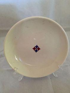 Beige Buffalo china ceramic bowl #Buffalo