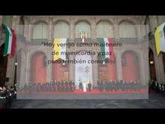 ¿Qué dijo el Papa en el Palacio Nacional?