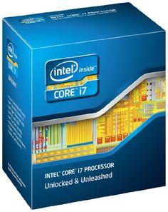 Intel Core i7-2600K Quad-Core Processor 3.4 Ghz 8 MB Cache LGA 1155 - BX80623I72600K