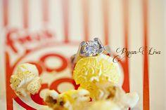 >> Ryan+Lisa >> Idaho Falls Engagement Photography: Movie Theater Engagements | Kimbry Studios Blog
