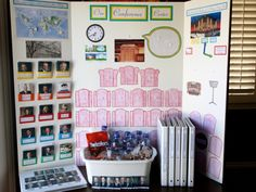 A General Conference Center for kids, plus conference binders and a fun snack plan!