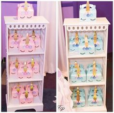 Unicorn gift boxes
