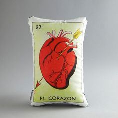 loteria pillow - Buscar con Google