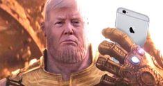 Josh Brolin Reads Trump Tweets as Thanos -- Thanos actor Josh Brolin brings the big purple villain back to have a little fun with President Trump's recent tweets. -- http://movieweb.com/trump-tweets-josh-brolin-thanos-voice-video/