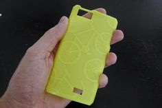 Une coque Fairphone jaune citron 3d Printing, Phone Cases, Printed, Yellow, Lemon, Impression 3d, Phone Case