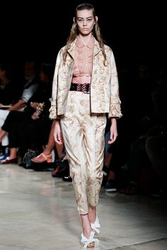 Miu Miu Spring 2015 RTW – Runway – Vogue