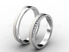 Snubní prsteny 061