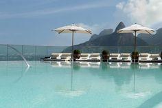Hotel Fasano de Río de Janeiro - Glamour 20 destinos para un affaire inolvidable
