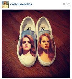 Vans Lana Del Rey
