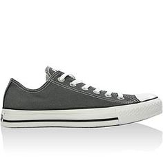 grey converse all star ox
