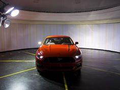 Ford's light lab helps design new 2015 Mustang | Stevens Point Journal Media | stevenspointjournal.com