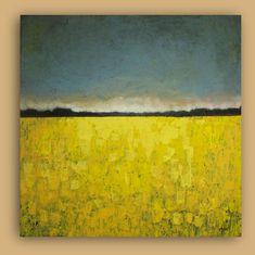 FREE SHIPPING  Original abstract painting  canvas by VESNAsART, $165.00