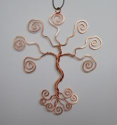 Tree Ornament (mine) by Louise Goodchild, via Flickr
