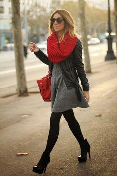 Resultado de imagem para street style winter