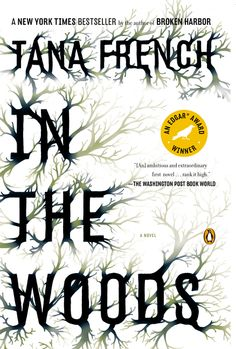 Tana French's In the Woods is a gripping psychological thriller guaranteed to engross any mystery lover.