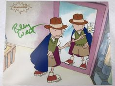 Billy West Signed 8x10 Photo Doug Funnie Autograph Picture COA Proof Nickelodeon