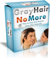 Gray Hair No More™ Soon, you'll finally learn how to get your natural hair color back by following a Revolutionary Easy Method to Reverse Gray and White Hair Naturally..