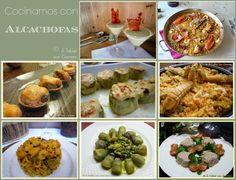 Cocinamos con Alcachofas