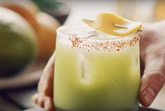 Everyone Should Be Drinking Avocado Margaritas Right Now