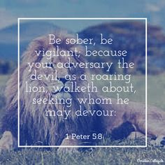 Be sober bible verse from blog christian collegiate!!!