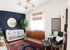 10 Nurseries That Almost Make Us Want to Have Another Baby