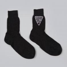 Vonsono Socks - Black Thick