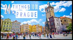 24 Crazy Fun Things To Do In Prague, make sure to Czech out some of our favorite things in Prague. Explore the Prague Castle, drink tasty Czech beers, get lost