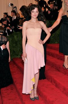 Marion Cotillard @Maggie Gala 2013: See All the Red Carpet Looks - The Cut