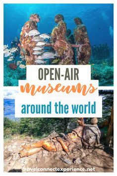 Passionate about open-air museums and cotemporary art? Discover 10+ incredible locations for art in nature around the world | Art in nature | Contemporary art | sculptures | landscape | contemporary museums