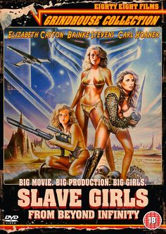 Thoughts On: Slave Girls From Beyond Infinity - Polishing Trash