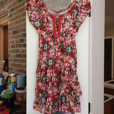 Dress Cute and Colorful Vivante Dresses Midi